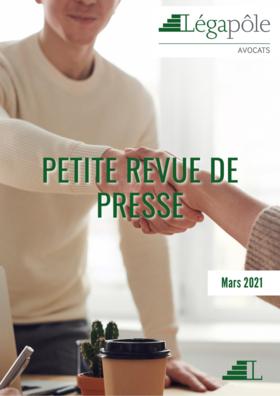 Petite Revue de Pesse - Mars 2021