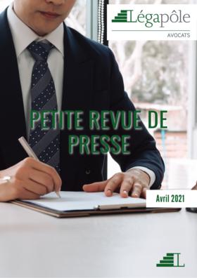 Petite Revue de Pesse - Avril 2021